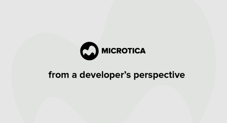 Microtica - Cloud Infrastructure Automation Experience