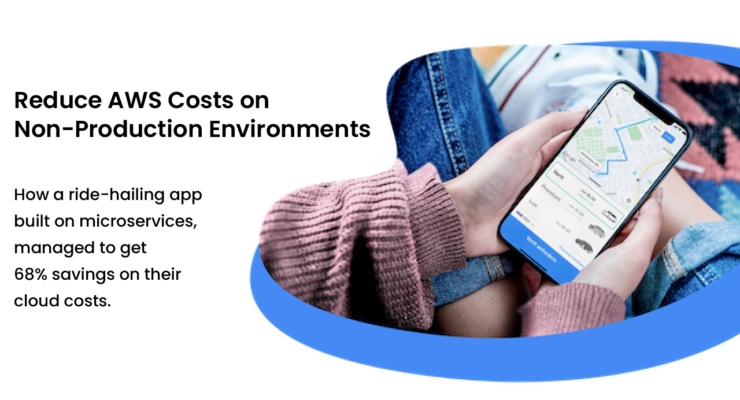 reduce aws costs on non-production environments